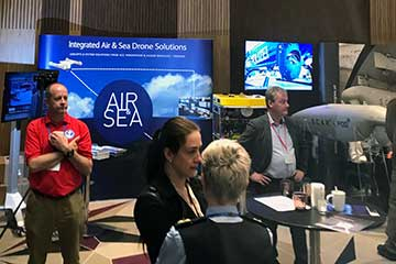 Ocean Modules at Maritime Search and Rescue 2019
